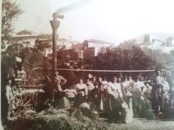 Scandriglia, primi anni venti