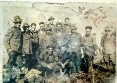 Antrodocani del 9° reggimento alpini, Albania aprile 1939