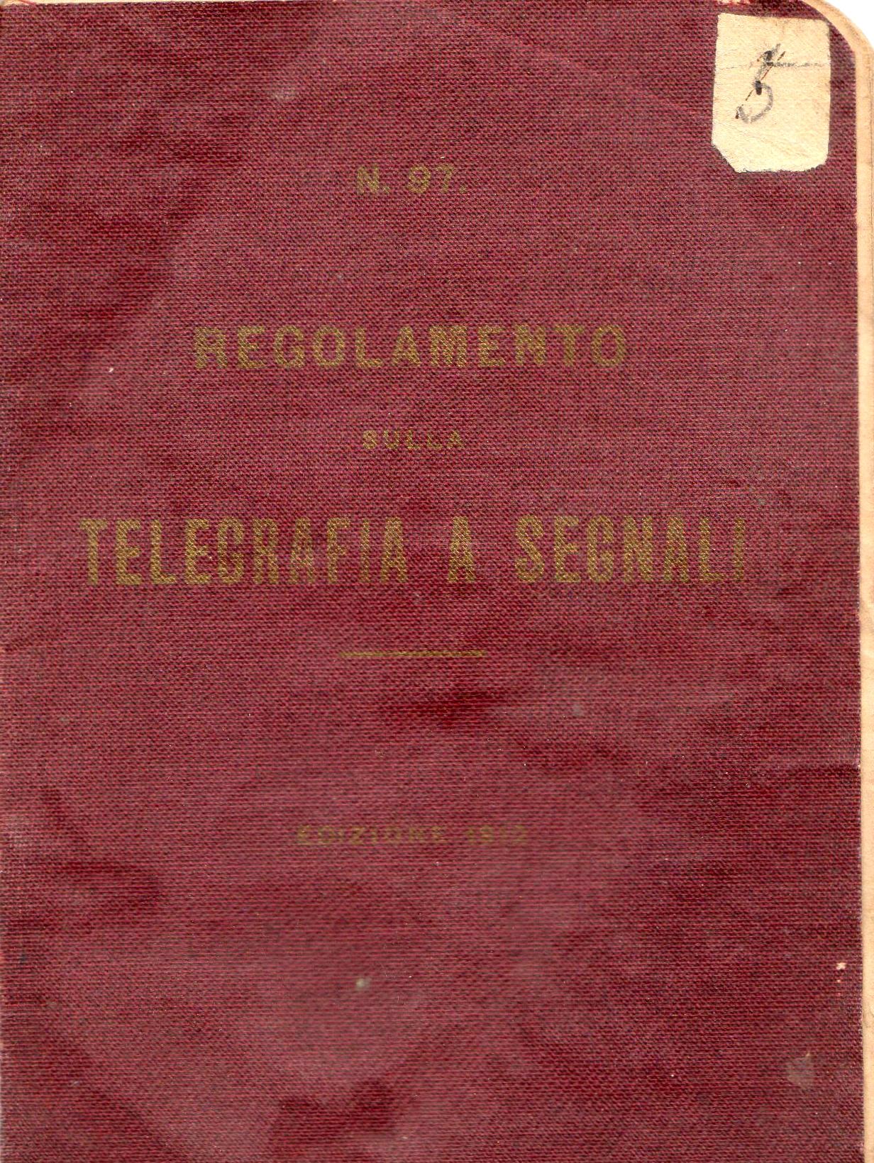 Regolamento esercito arruolato ufficiale di datazione