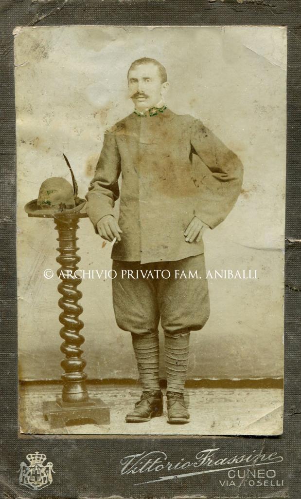 Ercole Aniballi, 1916