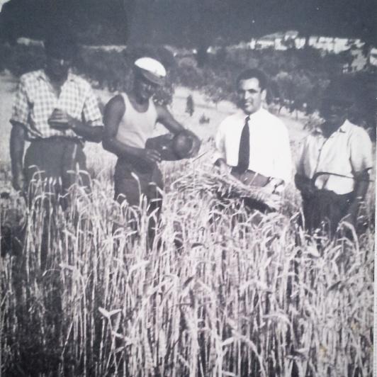 Scandriglia, 1957
