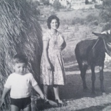 Scandriglia, 1961