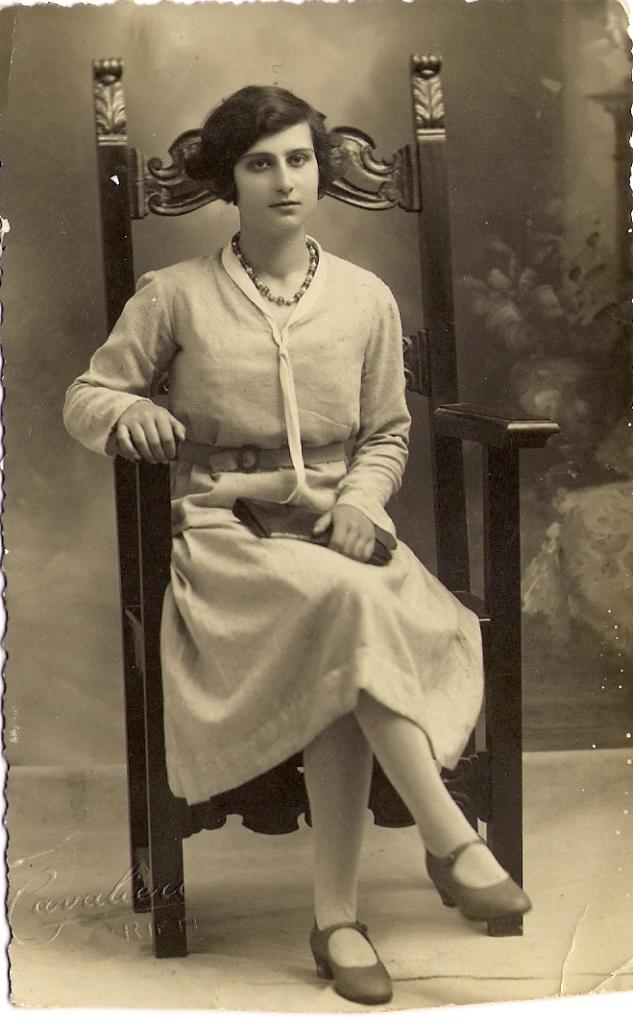 nonna Maria Salvati