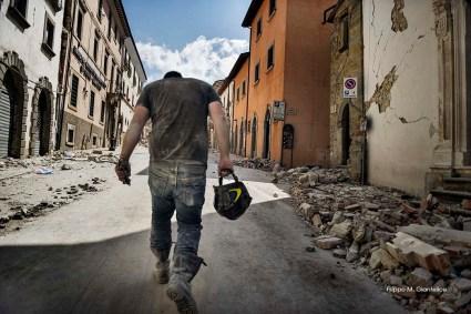 Amatrice (Rieti, Lazio – Italy), 24th August 2016