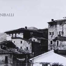 Panorama Palazzo Cappello visto da Torre Palazzetto Podestà