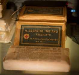 ANTIVESCICOLARE IN DOTAZIONE AL REGIO ESERCITO ITALIANO