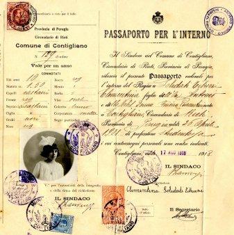 13. [Archivio di Stato di Rieti, Archivio Solidati-Tiburzi, b. 50]