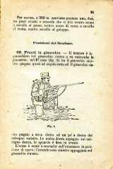 16. Istruzione sulle armi e sul tiro per la fanteria, 1909 [Archivio privato Egisto Fiori]