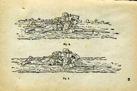 19. Istruzione sulle armi e sul tiro per la fanteria, 1909 [Archivio privato Egisto Fiori]