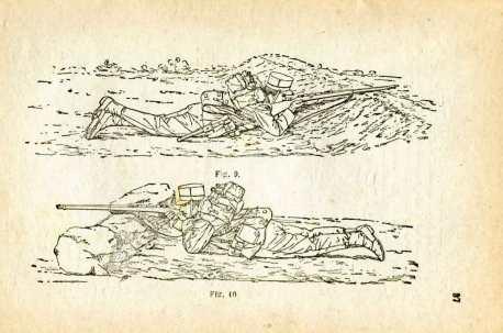22. Istruzione sulle armi e sul tiro per la fanteria, 1909 [Archivio privato Egisto Fiori]