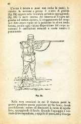 25. Istruzione sulle armi e sul tiro per la fanteria, 1909 [Archivio privato Egisto Fiori]