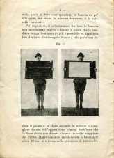 35. Istruzione sulle segnalazioni con bandiere a lampo di colore, 1916 [Archivio privato Egisto Fiori]