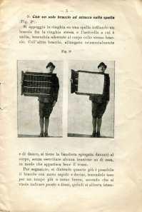 36. Istruzione sulle segnalazioni con bandiere a lampo di colore, 1916 [Archivio privato Egisto Fiori]