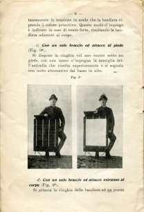37. Istruzione sulle segnalazioni con bandiere a lampo di colore, 1916 [Archivio privato Egisto Fiori]