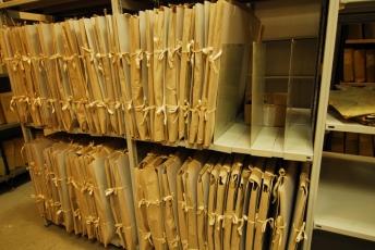 Archivio di Stato di Rieti, Attuale sistemazione dell'Archivio della Snia di Rieti, 2018