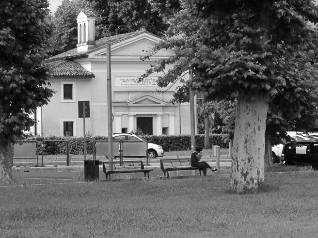 Archivio privato di Egisto Fiori, Rieti, Chiesa nel quartiere di Madonna del cuore, 2018