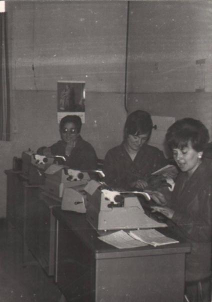 Archivio privato di Giselda Simeoni, Snia di Rieti