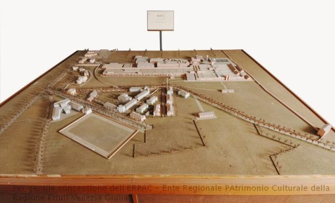 CID, Centro Informazione Documentazione Torviscosa, Archivio storico Snia Viscosa, Plastico della Cisa Viscosa di Rieti, circa 1961-circa 1962