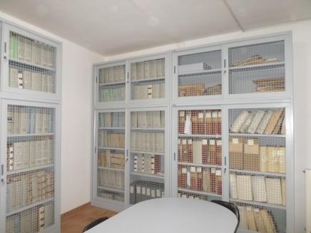 Archivio Storico Comunale di Casperia, Archivio Storico pre-unitario