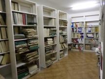 Archivio Storico Comunale di Casperia, Archivio Storico post-unitario