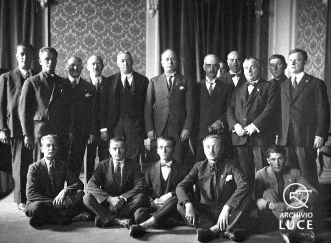 Archivio Istituto Luce, A00001025, Comitato nazionale per la battaglia del grano