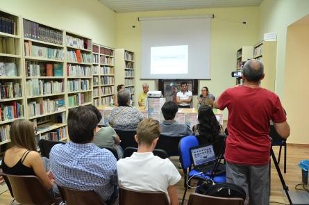 Biblioteca comunale di Borbona, Giornata dedicata alla geologia del territorio, dallo studio della terra agli adeguamenti sismici