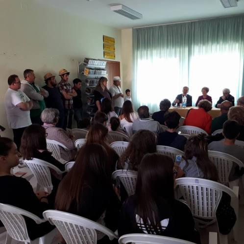 """Biblioteca comunale di Contigliano, Giornata """"Conosci Simbas"""", tour e attività"""