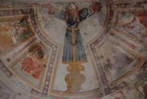 Chiesa di Santa Maria della Neve, Vallecupola, affresco del Volto Santo, Visita guidata