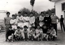 Archivio di Stato di Rieti, Squadra di calcio ragazzi Regina Pacis, 1967