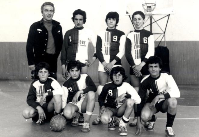 Archivio di Stato di Rieti, Torneo di basket, 5 maggio 1976