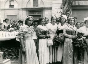 Archivio di Stato di Rieti, Archivio comunale di Rieti, Carteggio amministrativo. Rieti, Festa dell'uva, Anni '30