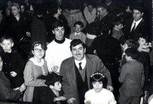 Archivio di Stato di Rieti, Rieti, Carnevale 1961, Festa al teatro Flavio Vespasiano
