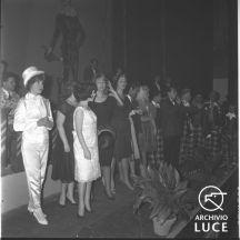 Archivio Storico Luce, Fondo Vedo, FV00117217, Rieti, Carnevale, 12 febbraio 1961
