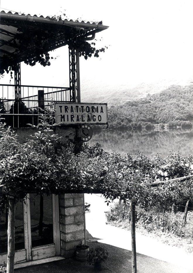 Archivio di Stato di Rieti, Fondo EPT, Borgo S. Pietro, Trattoria Miralago.