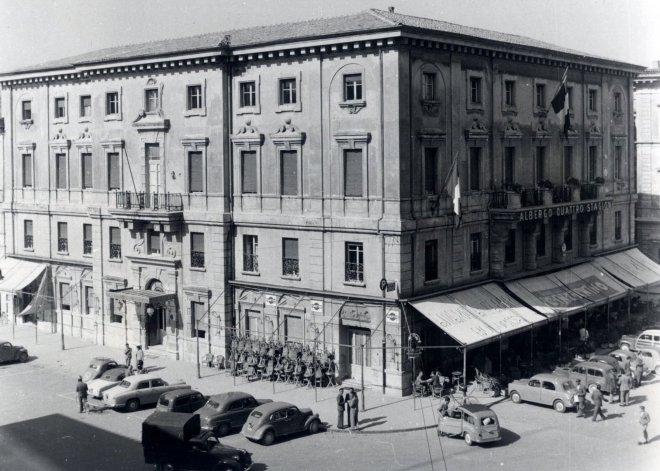 Archivio di Stato di Rieti, Fondo EPT, Rieti, Albergo Quattro Stagioni