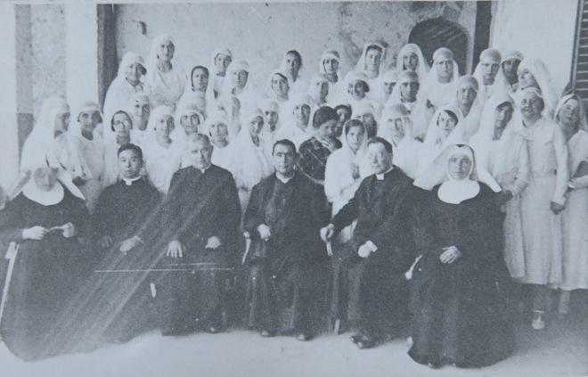 Archivio Storico Diocesano di Rieti, Archivio vescovile di Rieti, Fondo fotografico, b. 2, n. 37.